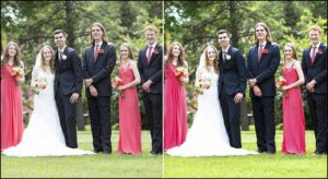 Wedding Photo Retouching -clipandtouch