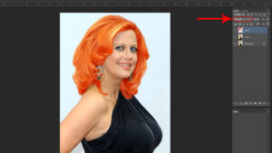 How-to-change-Hair-and-Eye-color-and-Take-care-of-fly-away-hairs-in-Photoshop Soft -04