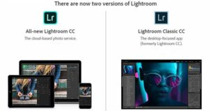 What's New in Light room Classic CC